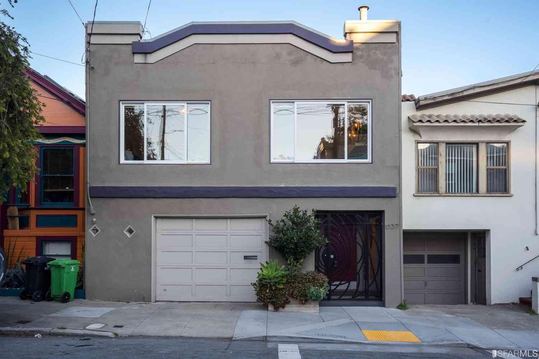 637 Andover Street, San Francisco, CA, 94110,