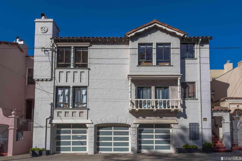 5640 Fulton Street, San Francisco, CA, 94121,