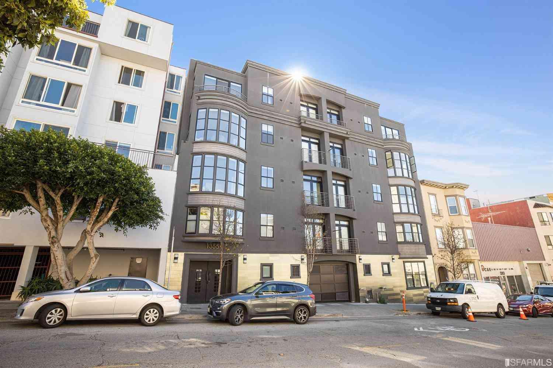 1355 Pacific Avenue #205, San Francisco, CA, 94109,