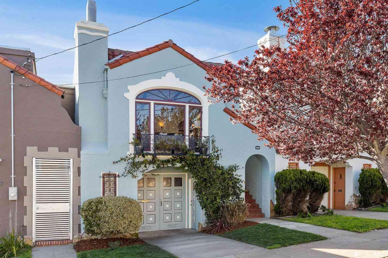2523 28th Avenue, San Francisco, CA, 94116,