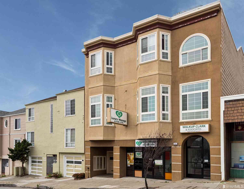 2332 Taraval Street, San Francisco, CA, 94116,