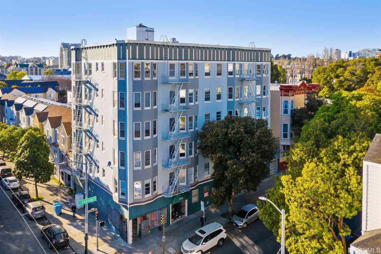 1201 Laguna Street, San Francisco, CA, 94115,
