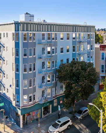 1201 Laguna Street San Francisco, CA, 94115