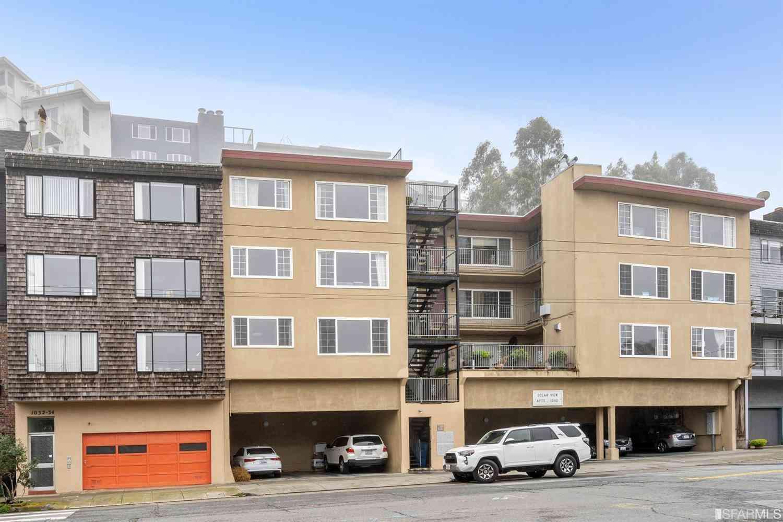 1040 Ashbury Street, San Francisco, CA, 94117,