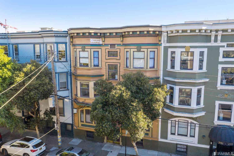 243 Oak Street, San Francisco, CA, 94102,