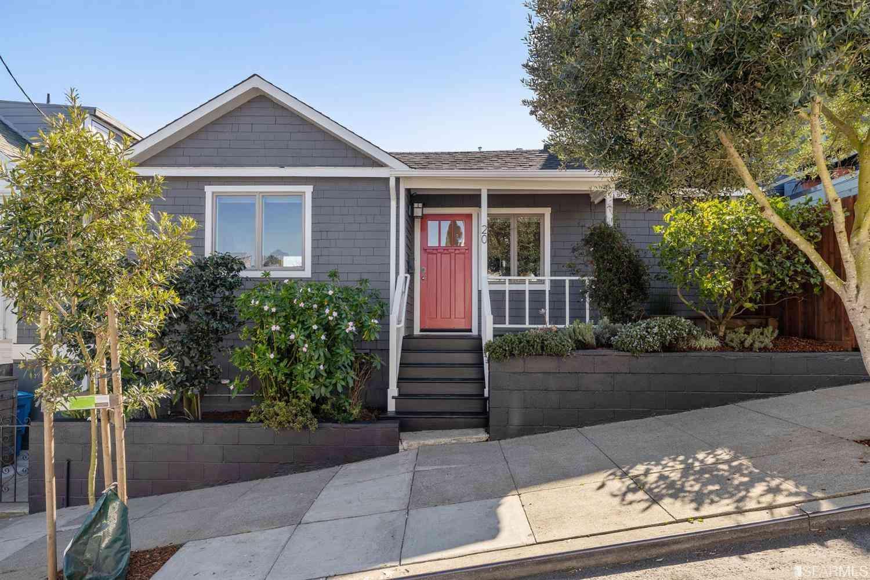 20 Newman Street, San Francisco, CA, 94110,