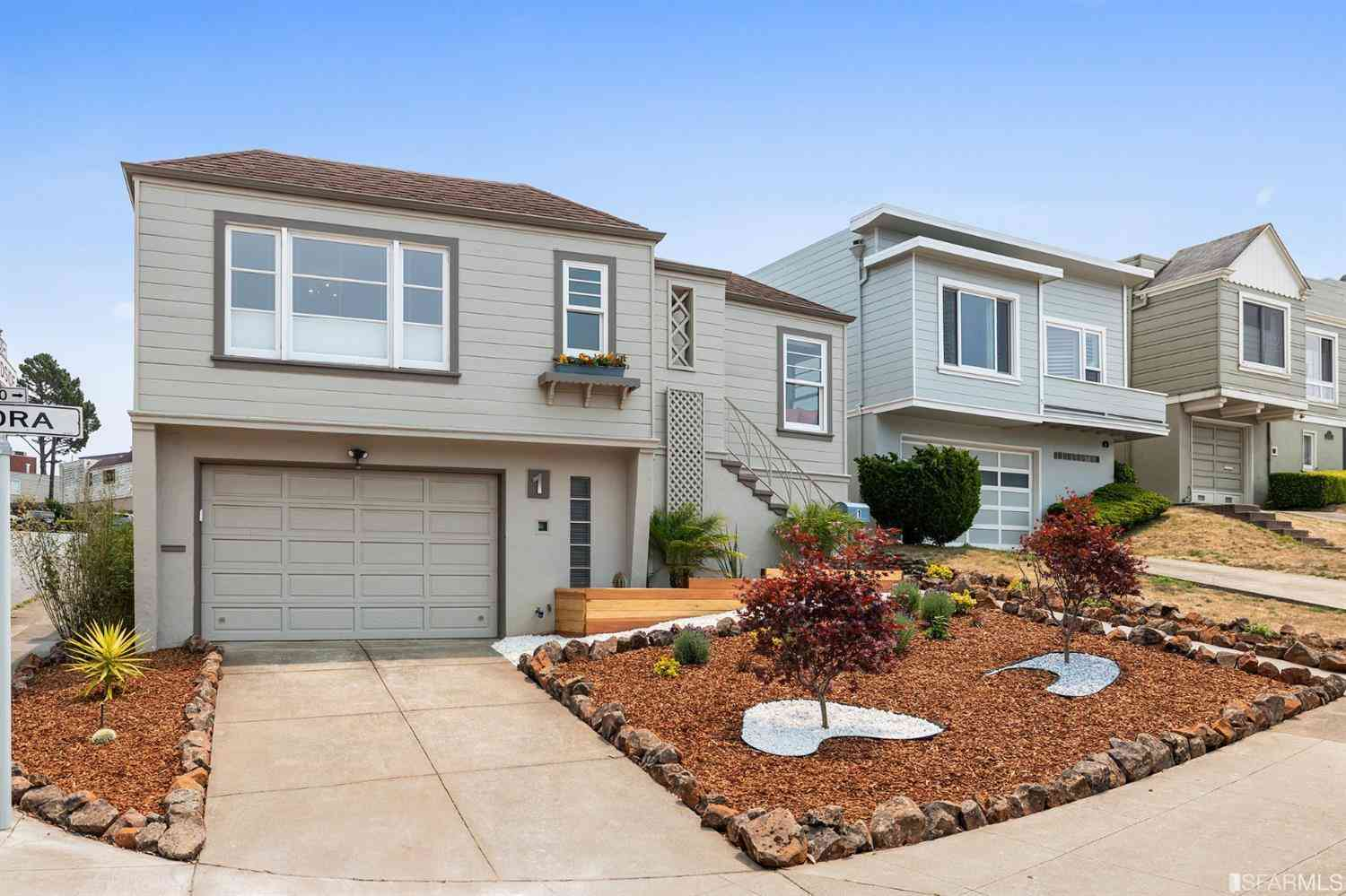 1 Idora Avenue, San Francisco, CA, 94127,