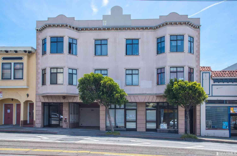 1633 Taraval Street, San Francisco, CA, 94116,