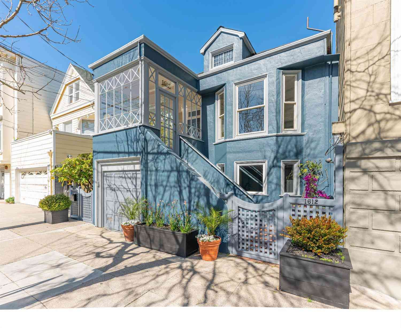 1612 Anza Street, San Francisco, CA, 94118,