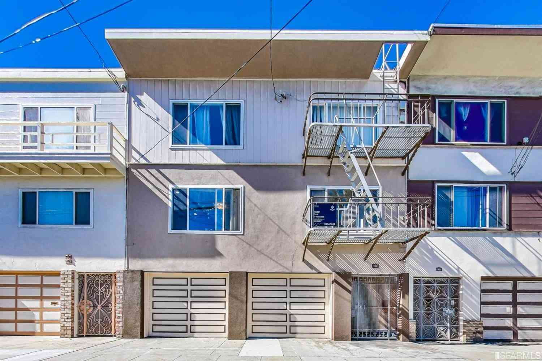 1405 48th Avenue, San Francisco, CA, 94122,