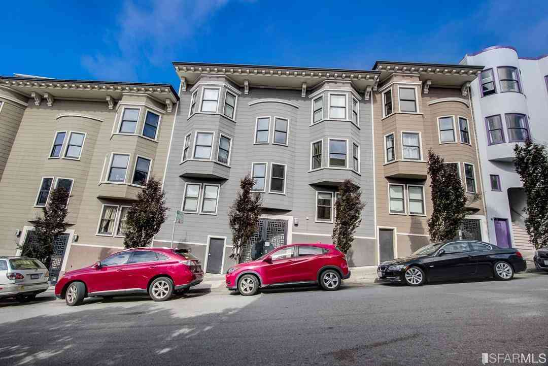 1546 jones Street, San Francisco, CA, 94109,