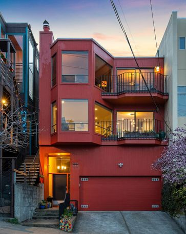 862 De Haro Street #A San Francisco, CA, 94107