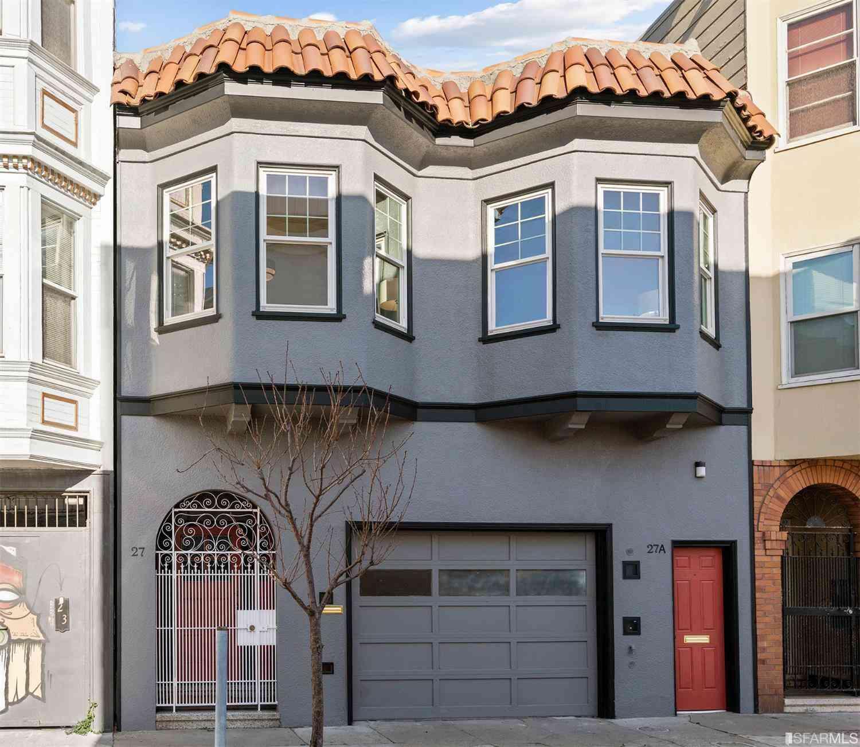 27 Boardman Place, San Francisco, CA, 94103,