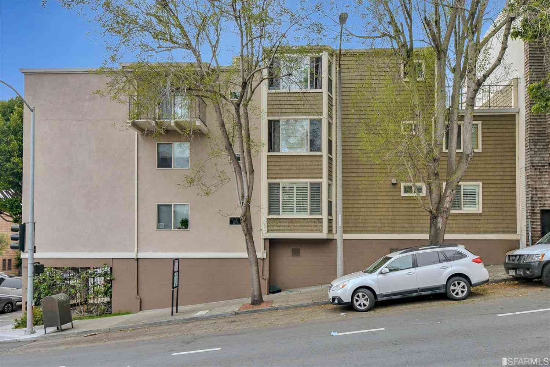 1900 Sutter Street #5, San Francisco, CA, 94115,