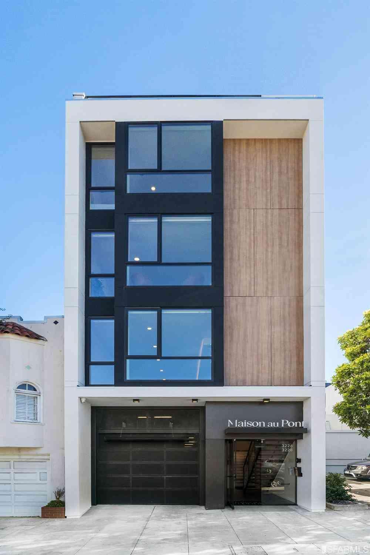 3226 Divisadero Street #P2, San Francisco, CA, 94123,