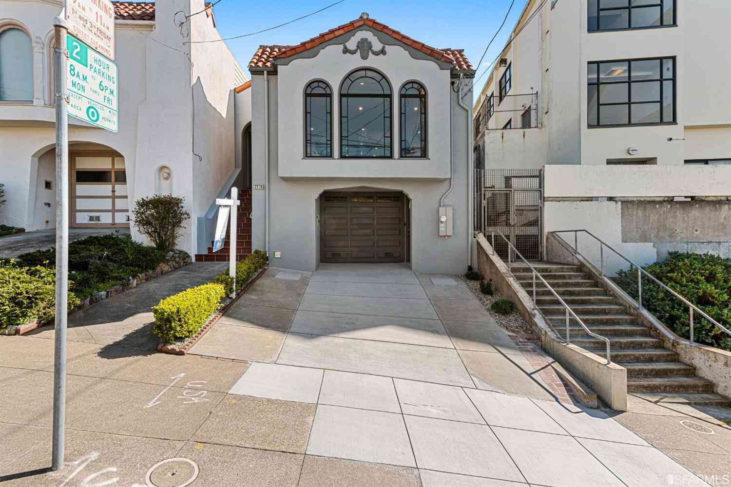 2278 14th Avenue, San Francisco, CA, 94116,