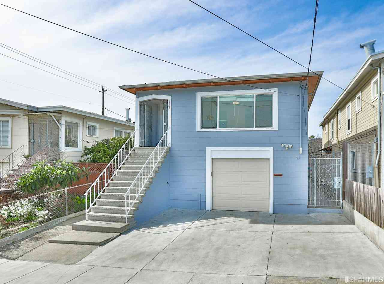284 Wheeler Avenue, San Francisco, CA, 94134,