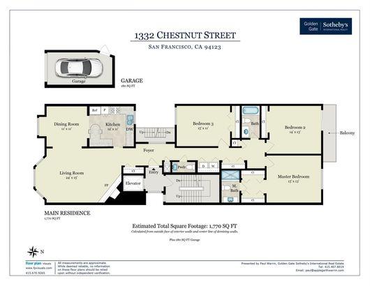 1332 Chestnut Street