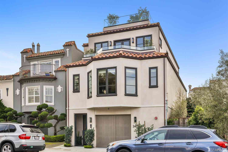 2479 Francisco Street, San Francisco, CA, 94123,