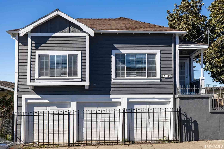 1841 Rosedale Avenue, Oakland, CA, 94601,
