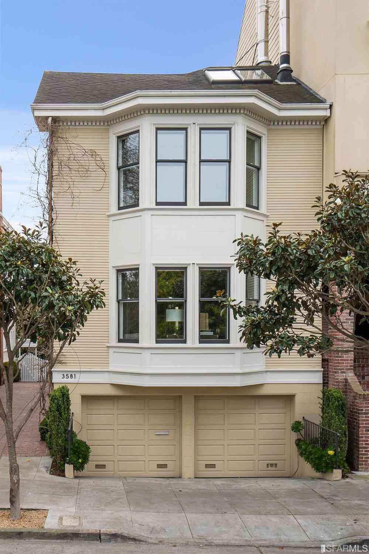 3581 Clay Street, San Francisco, CA, 94118,