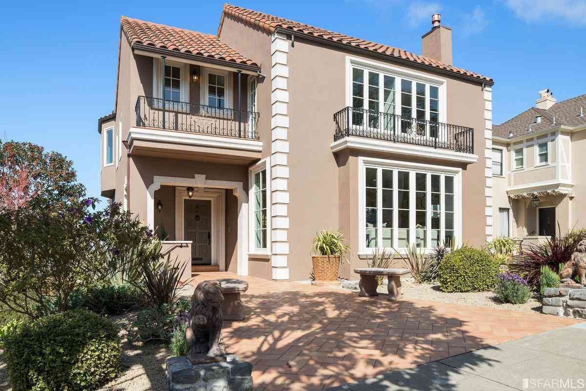 86 San Jacinto Way, San Francisco, CA, 94127,