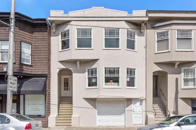 518 Presidio Avenue, San Francisco, CA, 94115,
