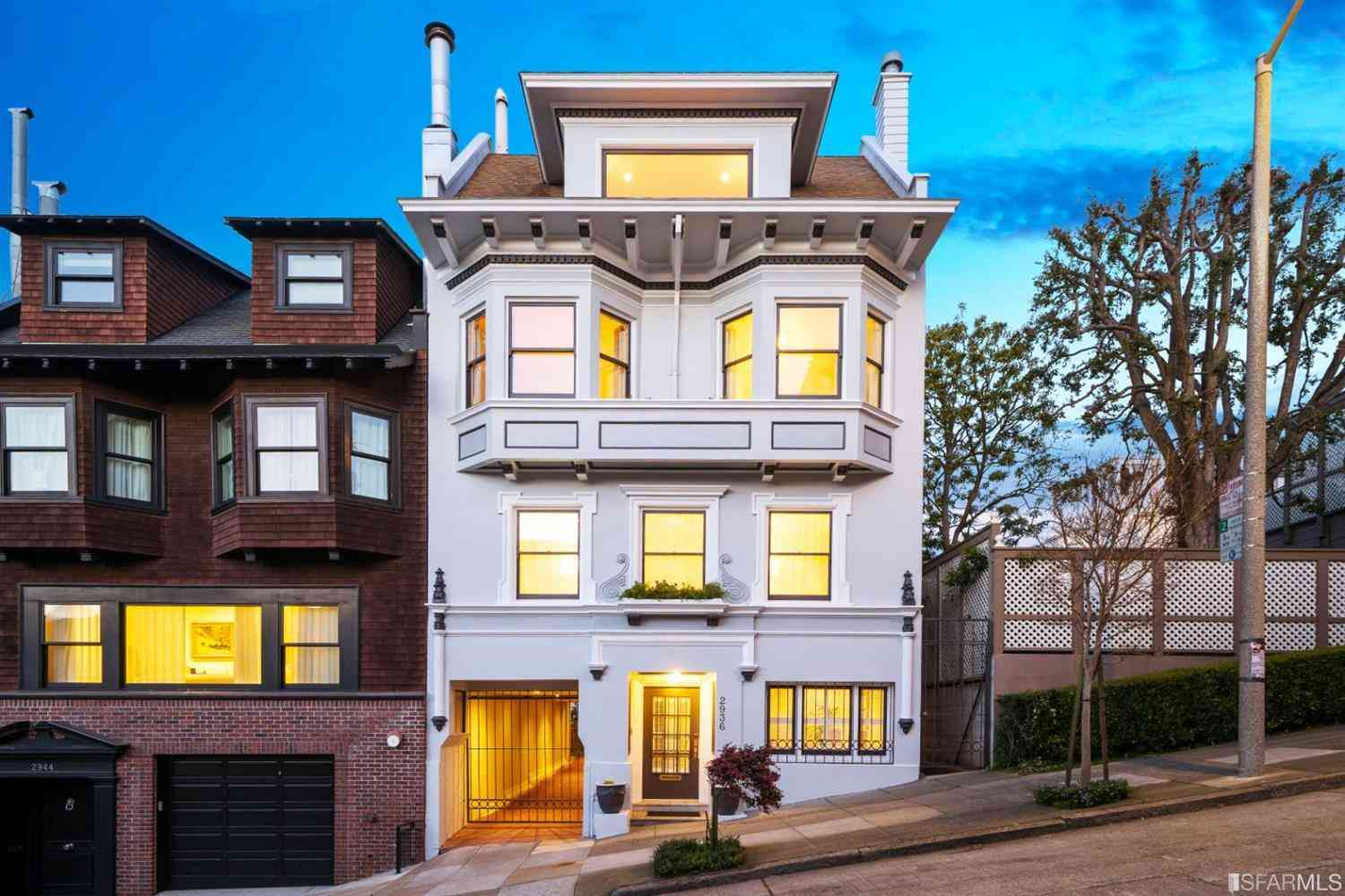 2936 Scott Street, San Francisco, CA, 94123,