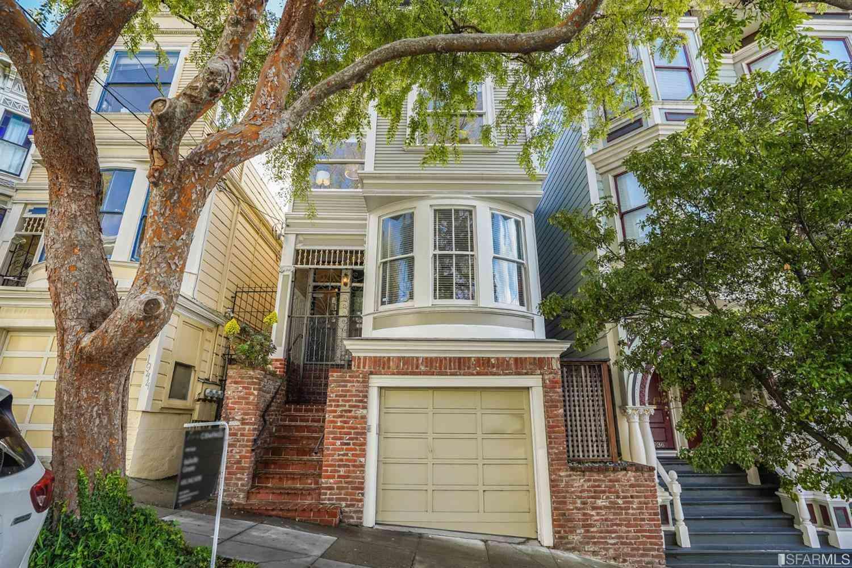1942 Buchanan Street, San Francisco, CA, 94115,
