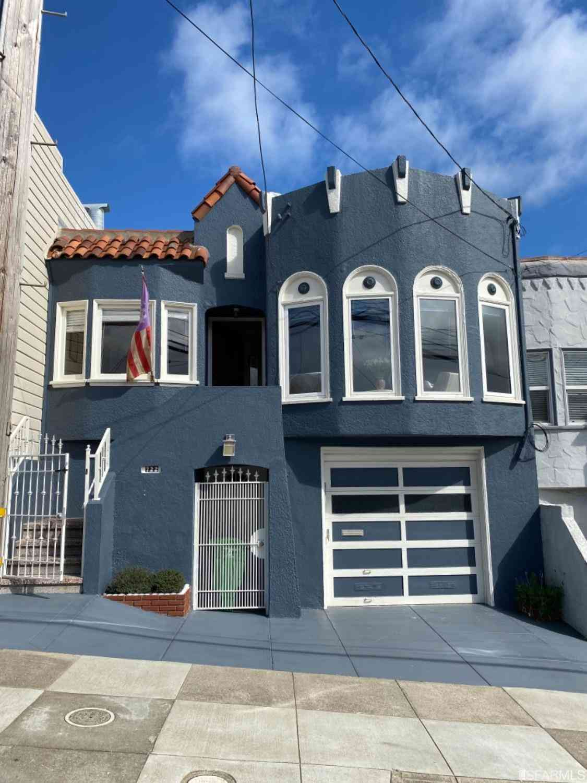 722 46th Avenue, San Francisco, CA, 94121,