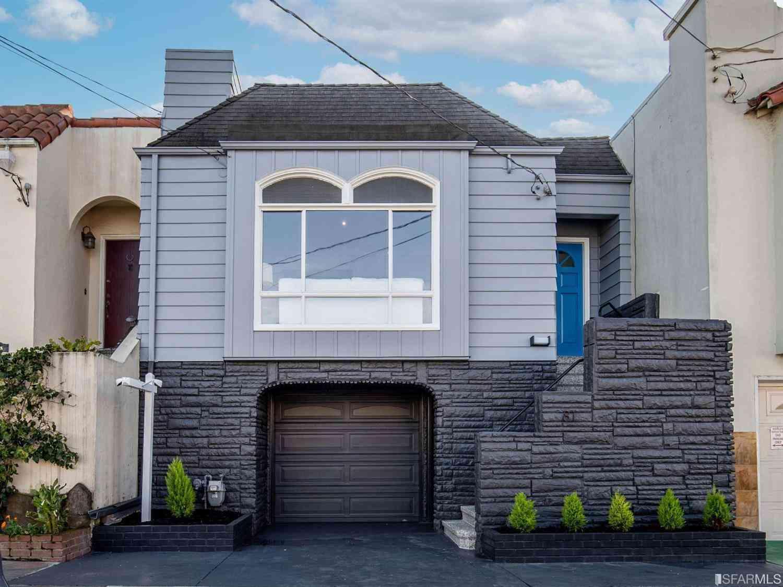 81 Oneida Avenue, San Francisco, CA, 94112,