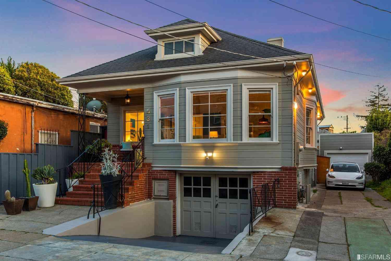 531 53rd Street, Oakland, CA, 94609,
