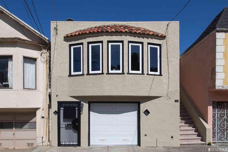 986 Ingerson Avenue, San Francisco, CA, 94124,