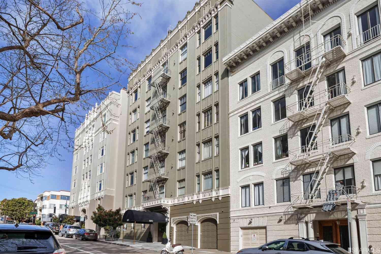 1870 Jackson Street #201, San Francisco, CA, 94109,