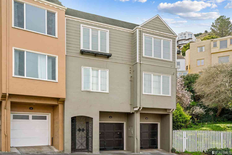 468 Corbett Avenue, San Francisco, CA, 94114,