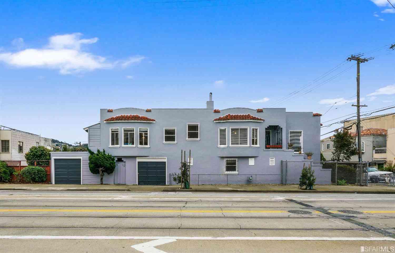 296 Santa Rosa Avenue, San Francisco, CA, 94112,