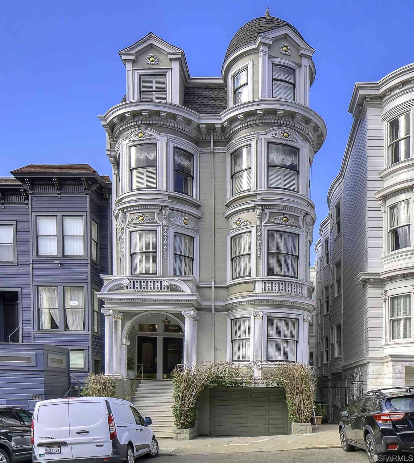 2444 Clay Street, San Francisco, CA, 94115,