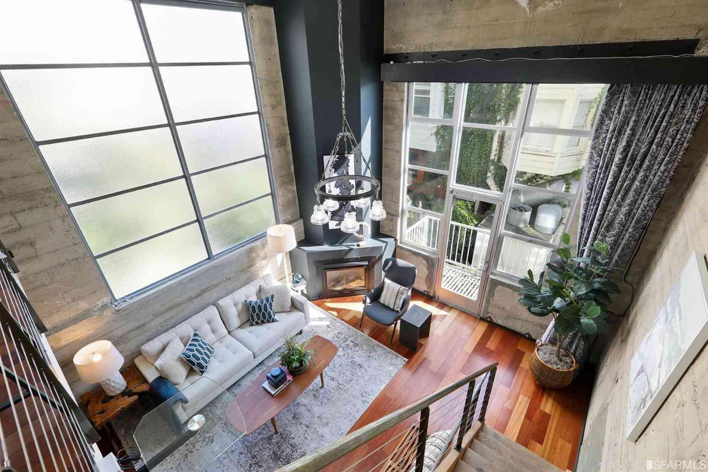 560 Haight Street #108, San Francisco, CA, 94117,