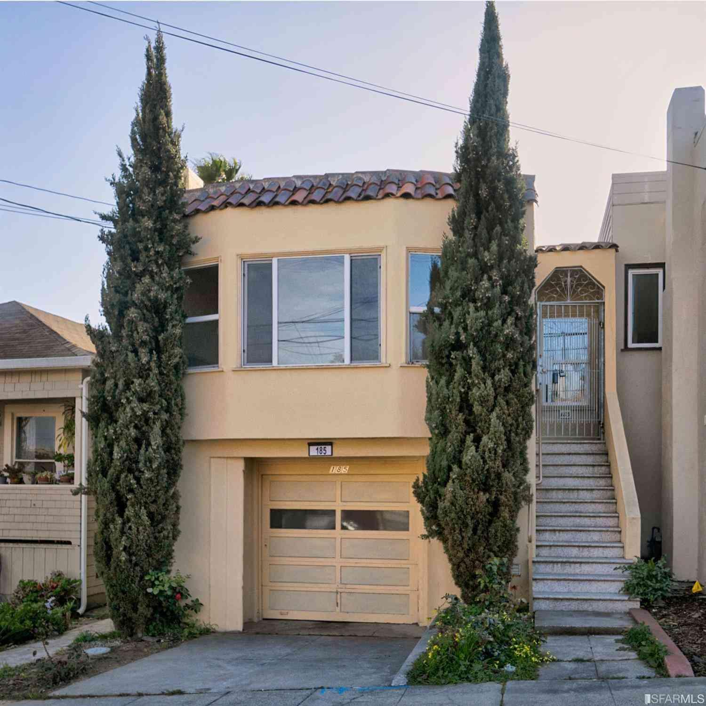 185 Linden Avenue, San Bruno, CA, 94066,