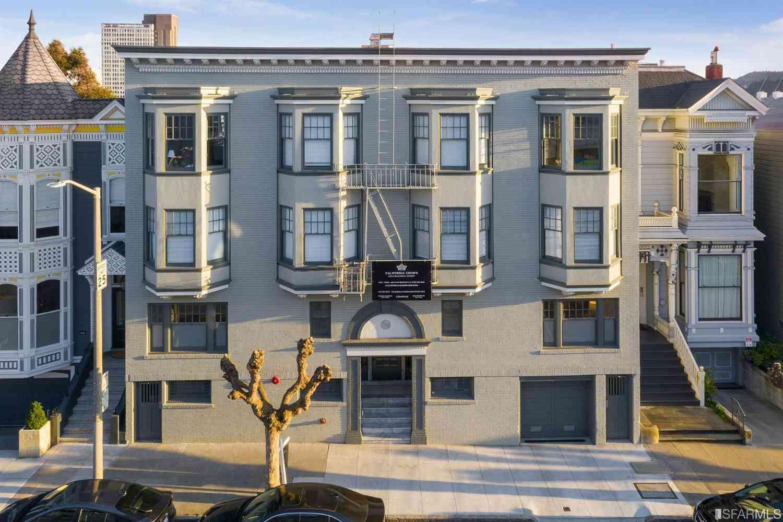 2135 California Street #2, San Francisco, CA, 94115,