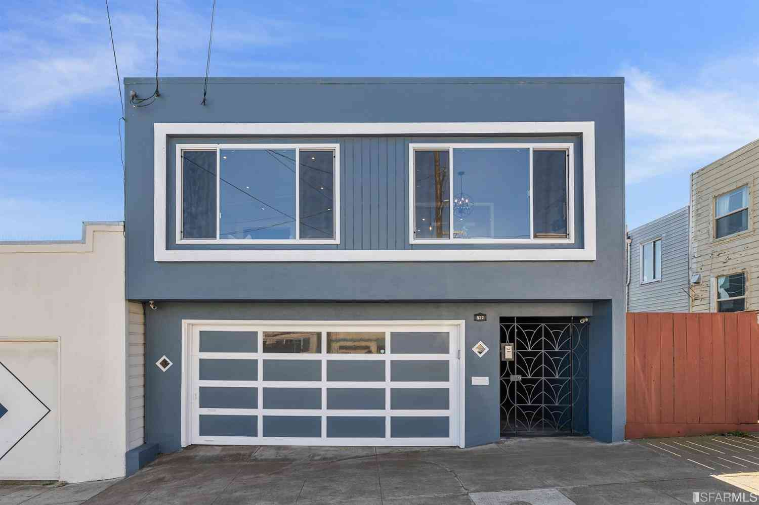 522 France Avenue, San Francisco, CA, 94112,