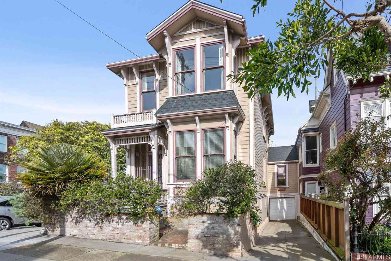 1960 Baker Street, San Francisco, CA, 94115,