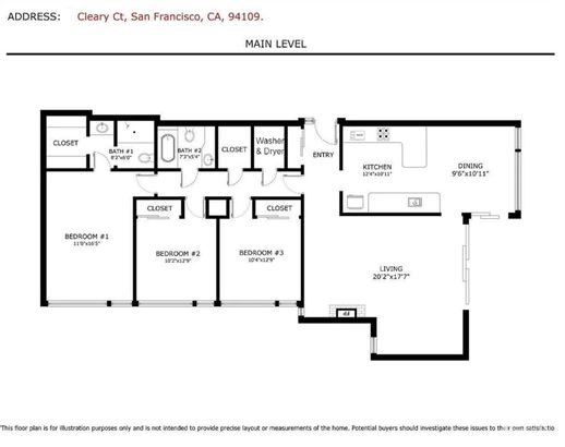 45 Cleary Court #4