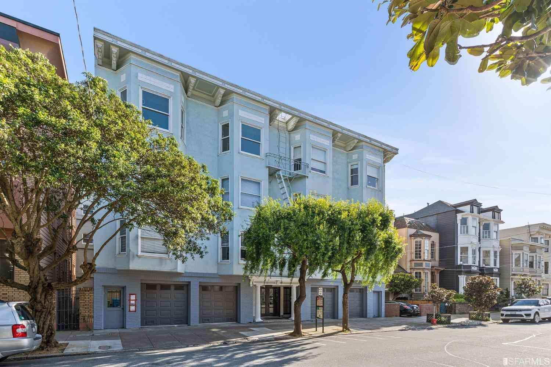 2921 Washington Street #4, San Francisco, CA, 94115,
