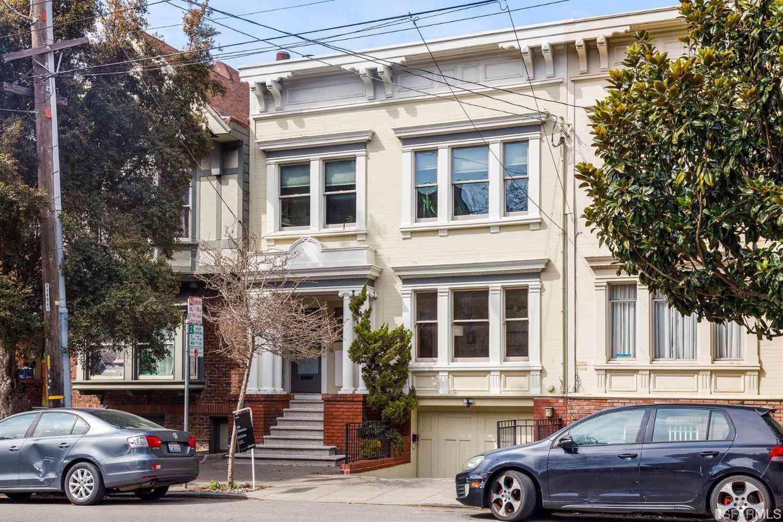 36 Parnassus Avenue, San Francisco, CA, 94117,