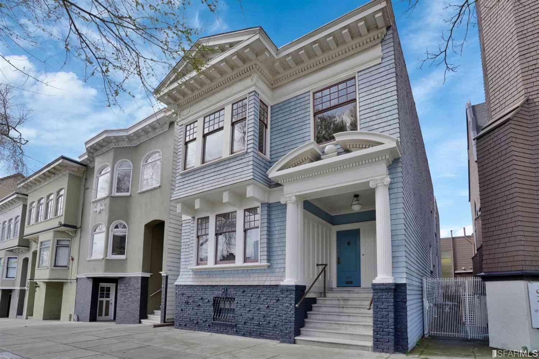 215 Arguello Boulevard, San Francisco, CA, 94118,