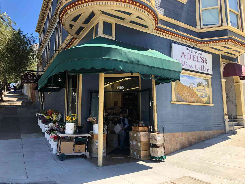 1400 Cole Street, San Francisco, CA, 94117,