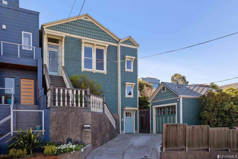 217 Montcalm Street, San Francisco, CA, 94110,