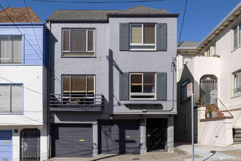 539 42nd Avenue, San Francisco, CA, 94121,