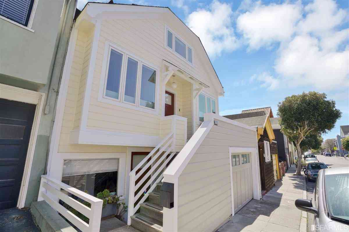 3643 Folsom Street, San Francisco, CA, 94110,